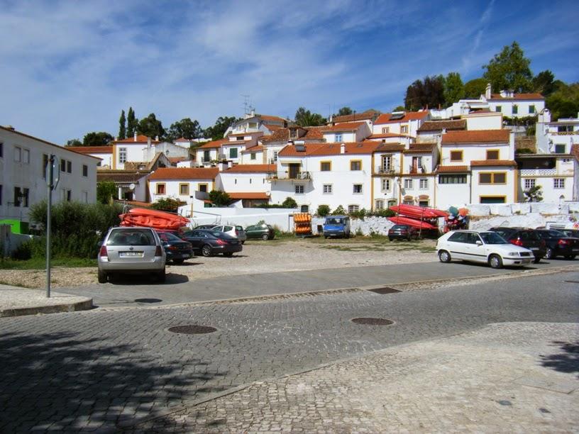 Casas da Vila de Constância