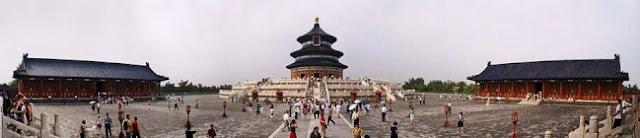 Tempat Wisata di Beijing - Temple of Heaven Beijing China