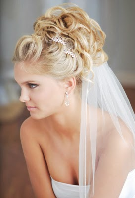 Long Hair Styles For Wedding
