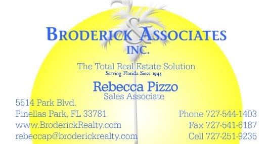 Broderick & Associates, Inc.