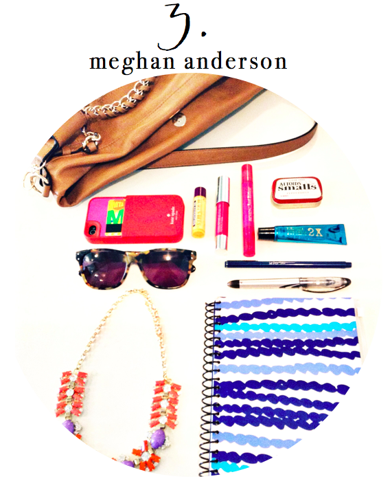 What's in Your Bag:Downtown Daydreams