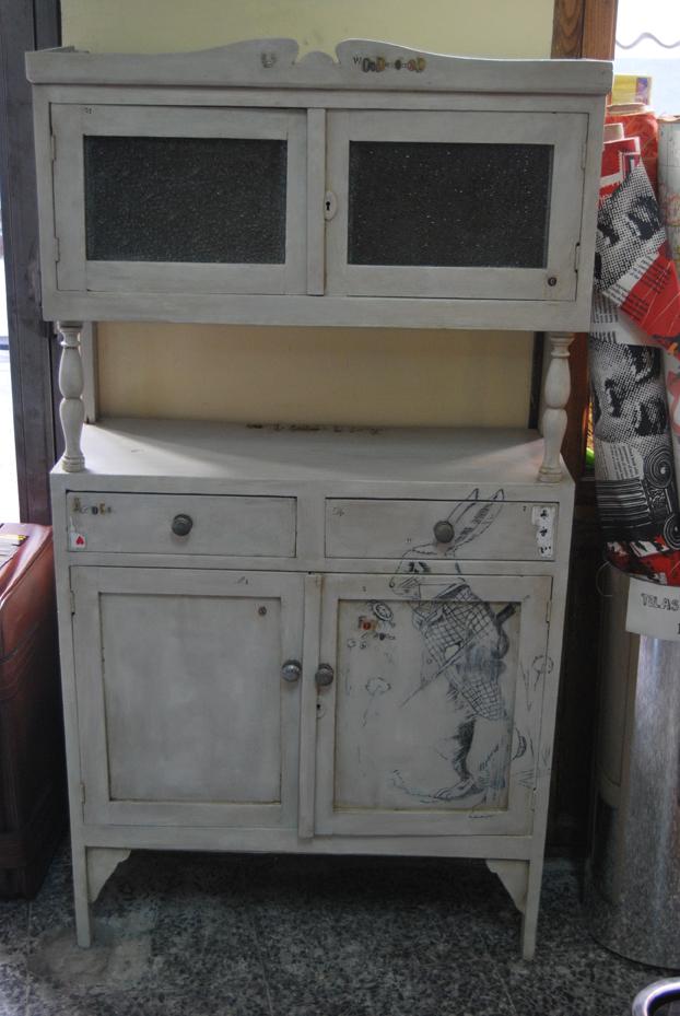 La tapicera muebles personalizados alhacena de alicia for Muebles de cocina juan carlos madrid