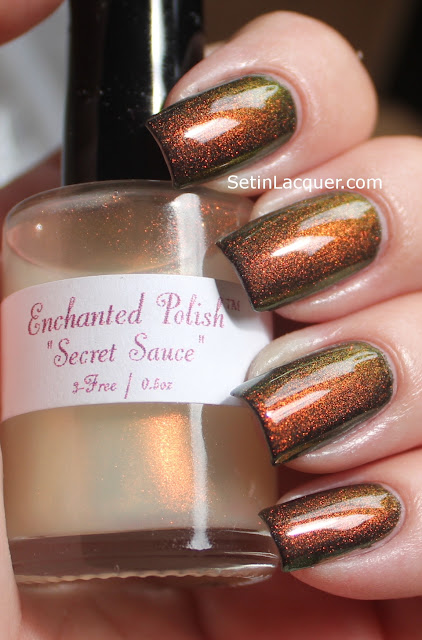 Enchanted Polish Mean Secret Sauce