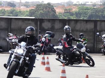 Custon e street. Curso de Conhecimento da Moto.