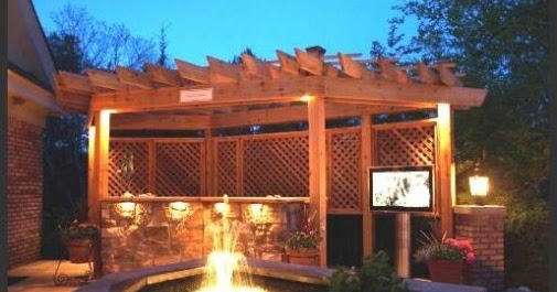 Beauty garden design best outdoor lighting inspiration for A salon solution port st lucie