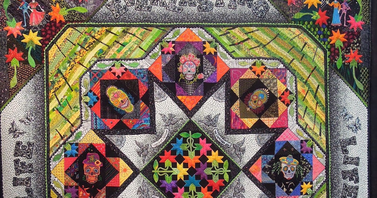 Quilt Inspiration From Houston Quilts That Honor The Day