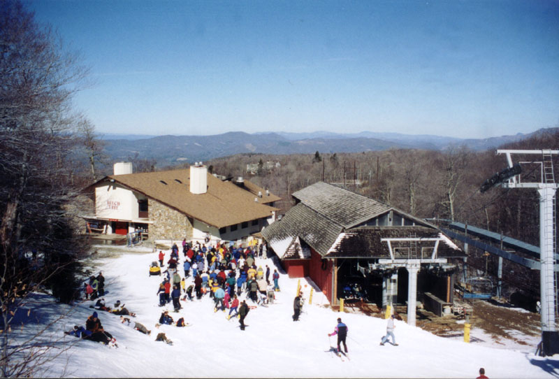 Banner elk north carolina banner frame photos for Boone ski cabin rentals