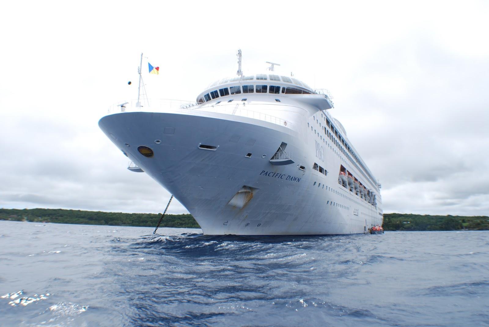 Food Trek Reviews P Amp O Pacific Dawn Cruise Ship