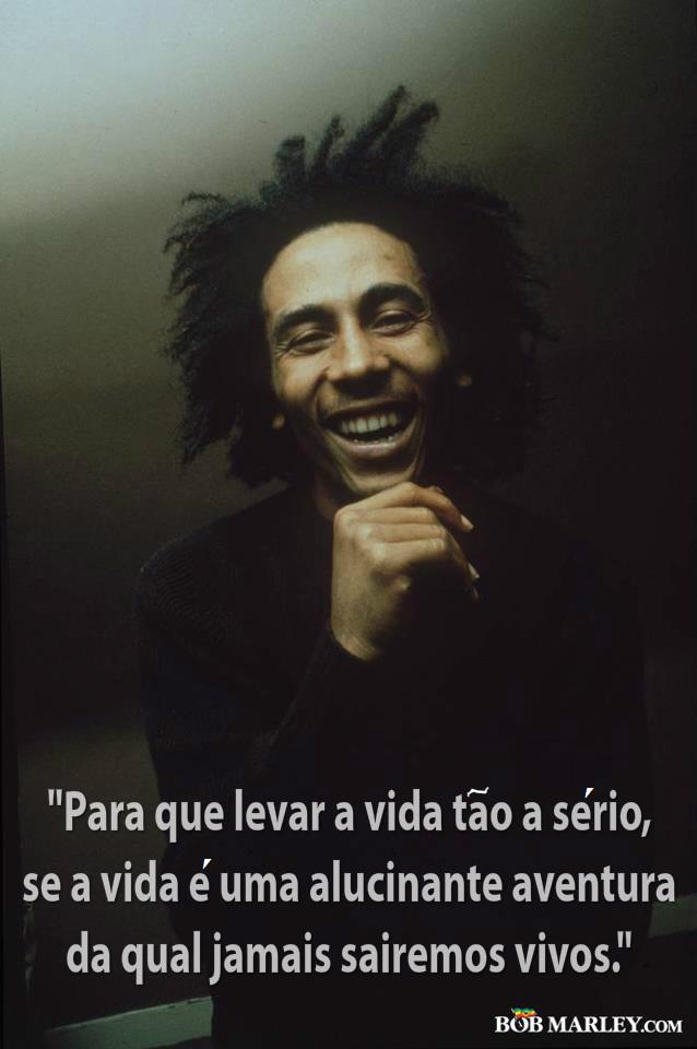 Bob Marley - Imagens, Mensagens e Frases - glimboo.com