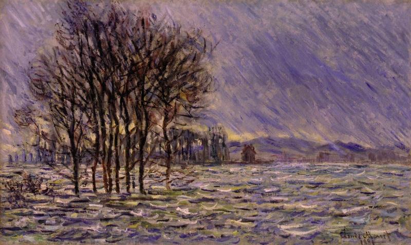 Im genes arte pinturas importantes pinturas impresionistas - Fotos de cuadros de monet ...