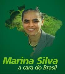 Marina Silva - a minha opção de voto