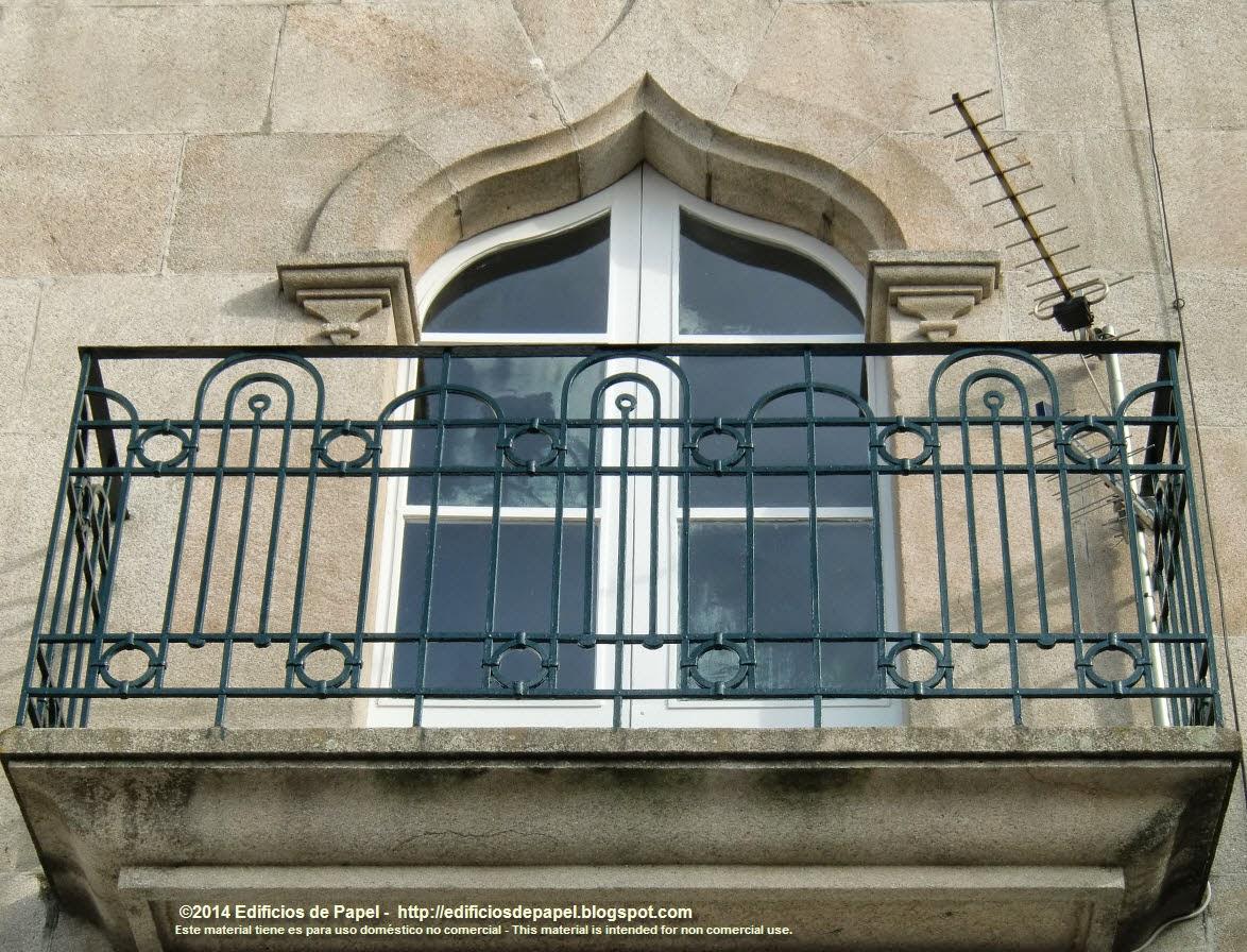 Balcones de Ourense 23