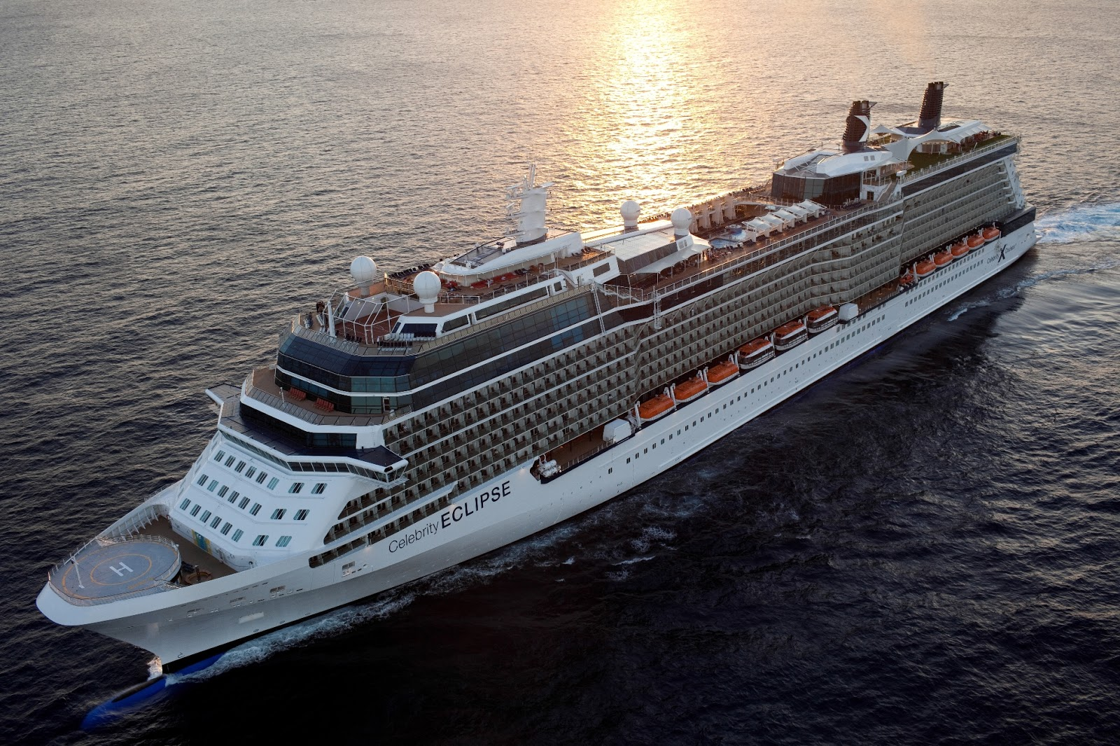 Celebrity Eclipse Deck Plans, Ship Layout ... - Cruise Critic