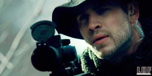 Billy - The Expendables 2 - Liam Hemsworth