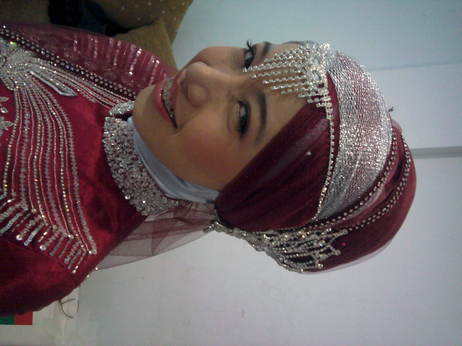 up 2012 up make make natural kursus muslimah salon make untuk wedding pre label up jalan natural