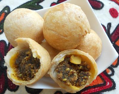 Kathiyawadi Food Uk
