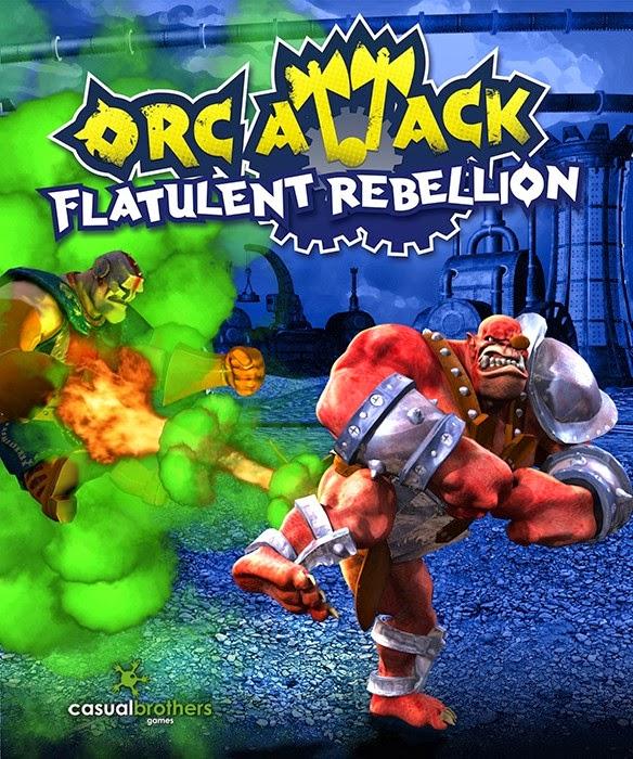 Orc Attack Flatulent Rebellion pc game