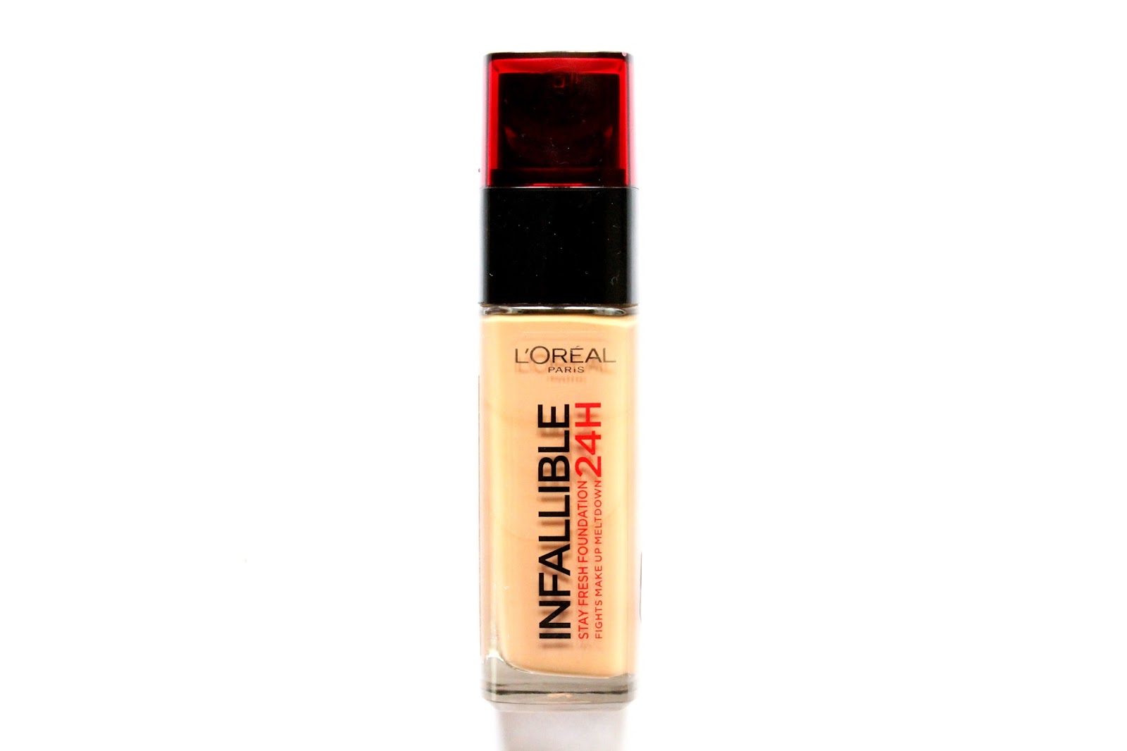 L'Oréal Paris 24H Infallible Reno Liquid Foundation review, photos, price, buy online india