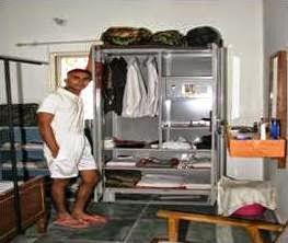 Wardrobe of a cadet