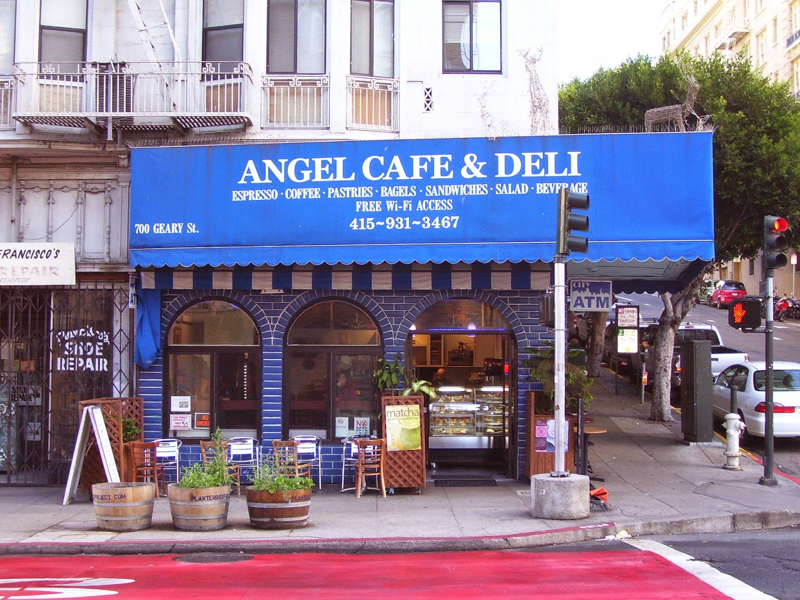 Angel Cafe