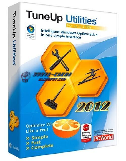 TuneUp Utilities 2012 Crack Keygen free
