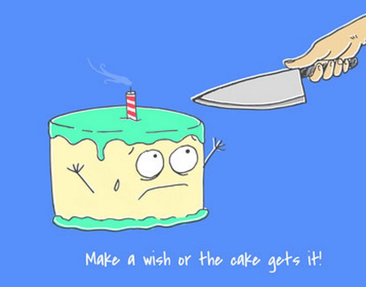Birthday Diary