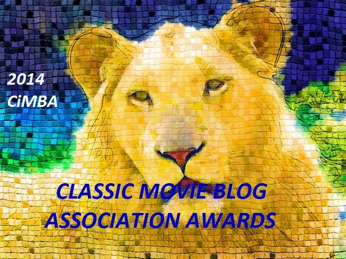 Click the CiMBA logo to view winners for 2014