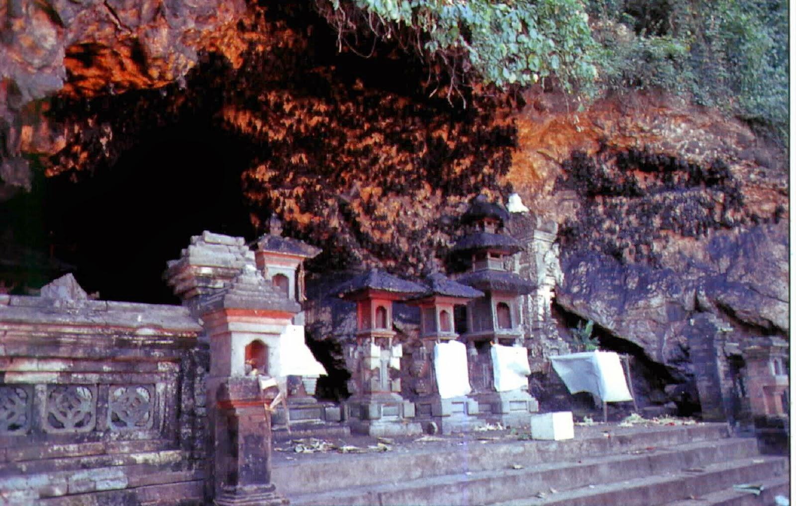 Bali Beach: Goa Lawah Bat Cave Temple