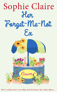 #FrenchVillageBookworm Advent Calendar book review Her Forget-Me-Not Ex Sophie Claire romance France Provence