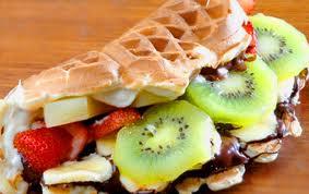 evinizde kolayca yapabileceğiniz waffle tarifi