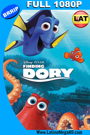 Buscando a Dory (2016) Latino Full HD 1080P (2016)