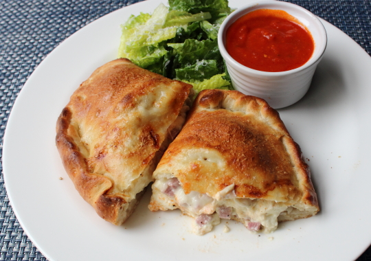 Food Wishes Video Recipes: You've Entered the Calzone Zone