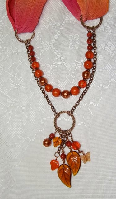Terry ricioli designs scarf jewelry for fall for Terry pool design jewelry