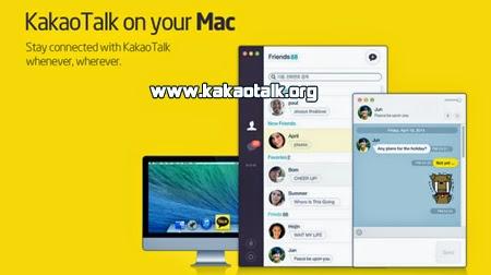 KakaoTalk para Mac