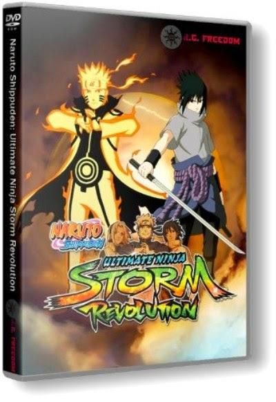 Naruto Shippuden Ultimate Ninja Storm Revolution 2014 (upd2) SteamRip LetsPlay