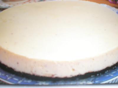My Resipi: kek keju bakar