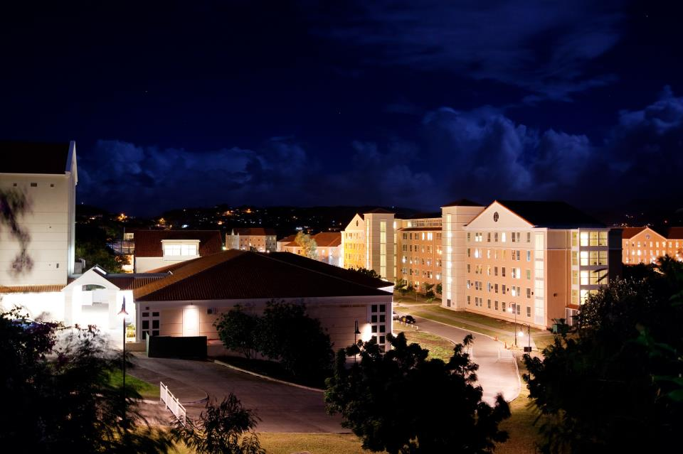 Astonishing pictures of the st george s university campus grenada