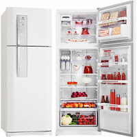 geladeira refrigerador eletrolux df52