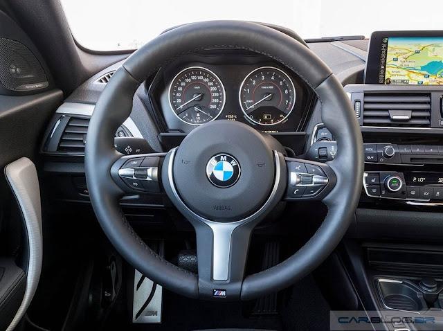Novo BMW M135i 2016