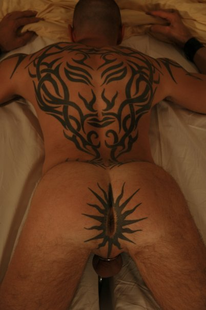 tattoo on anus
