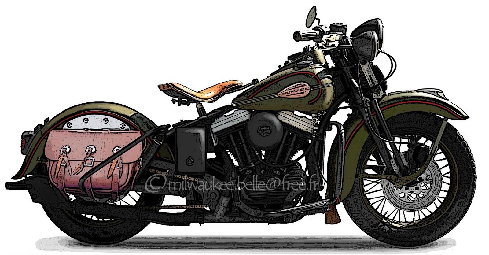 Harley Davidson 883 XWL WARBOY