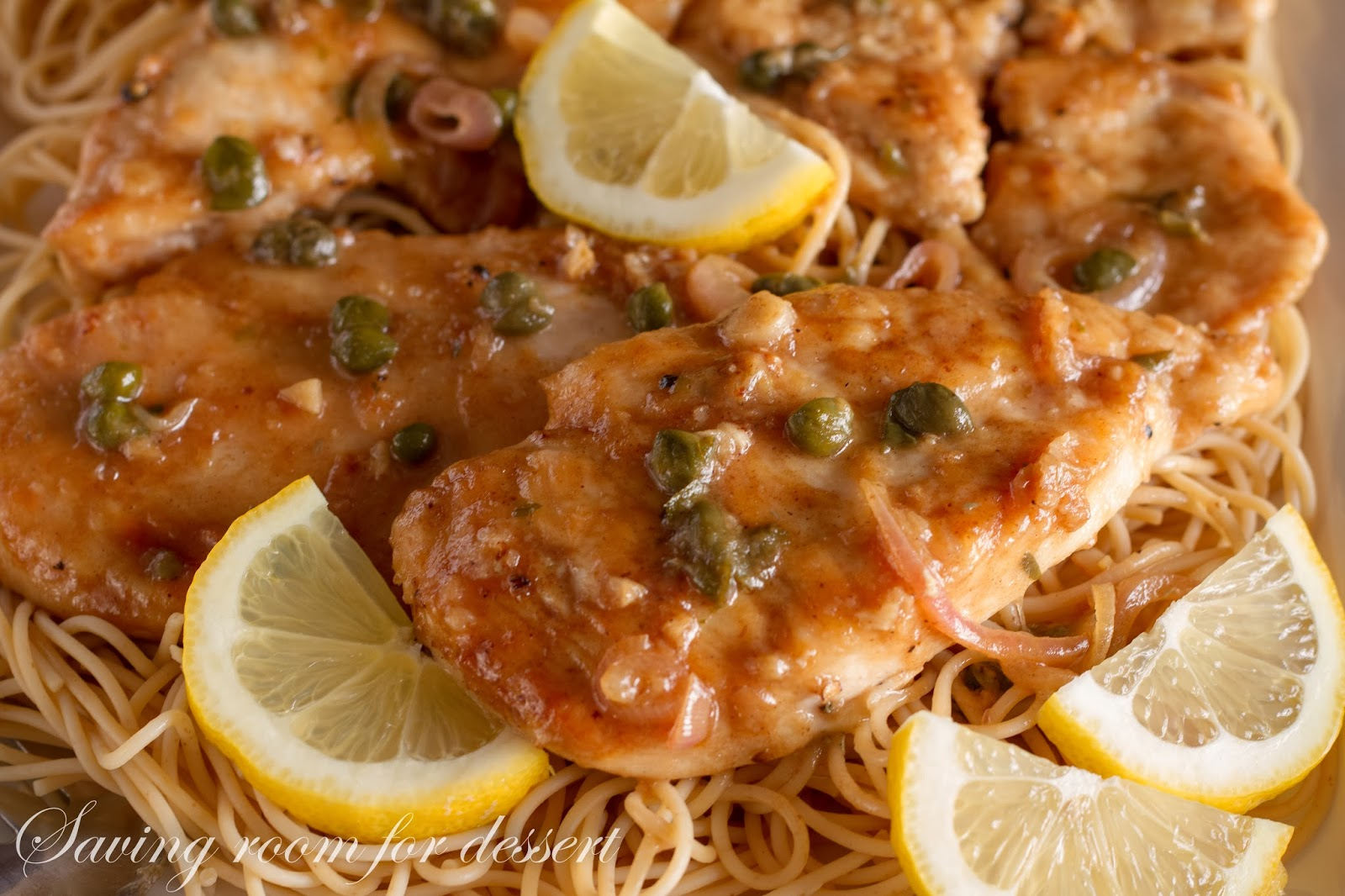 ... Piccata. In the US, Chicken Piccata is often served with pasta or