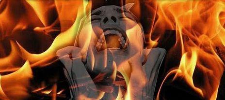 Resultado de imagem para inferno eterno