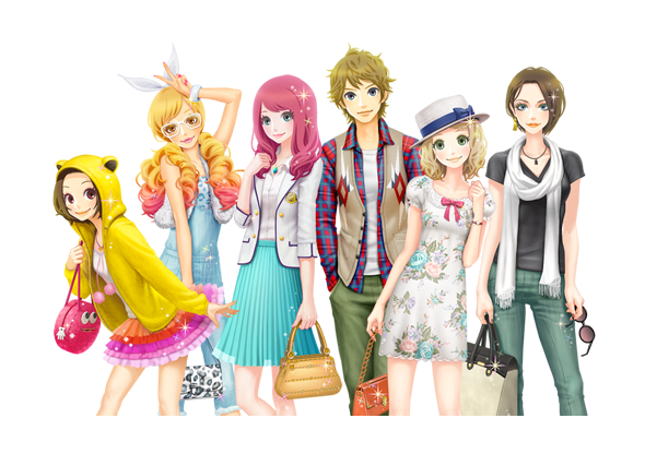 Laniify anime manga fangirl for life gezockt new style boutique 3ds Fashion style games online