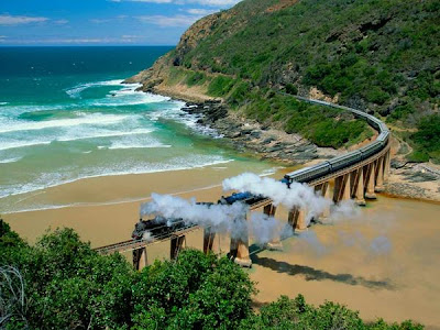 1 Train%2Bin%2Bafrica 10 of the Best Ways to Roam Around South Africa