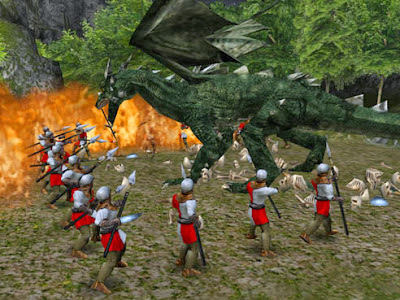Stronghold Legends pc game download free