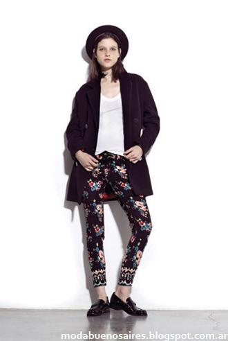 Paula Cahen D'Anvers moda otoño invierno 2013