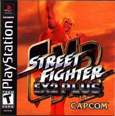 Super Compactado Street Fighter EX 2 Plus PS1