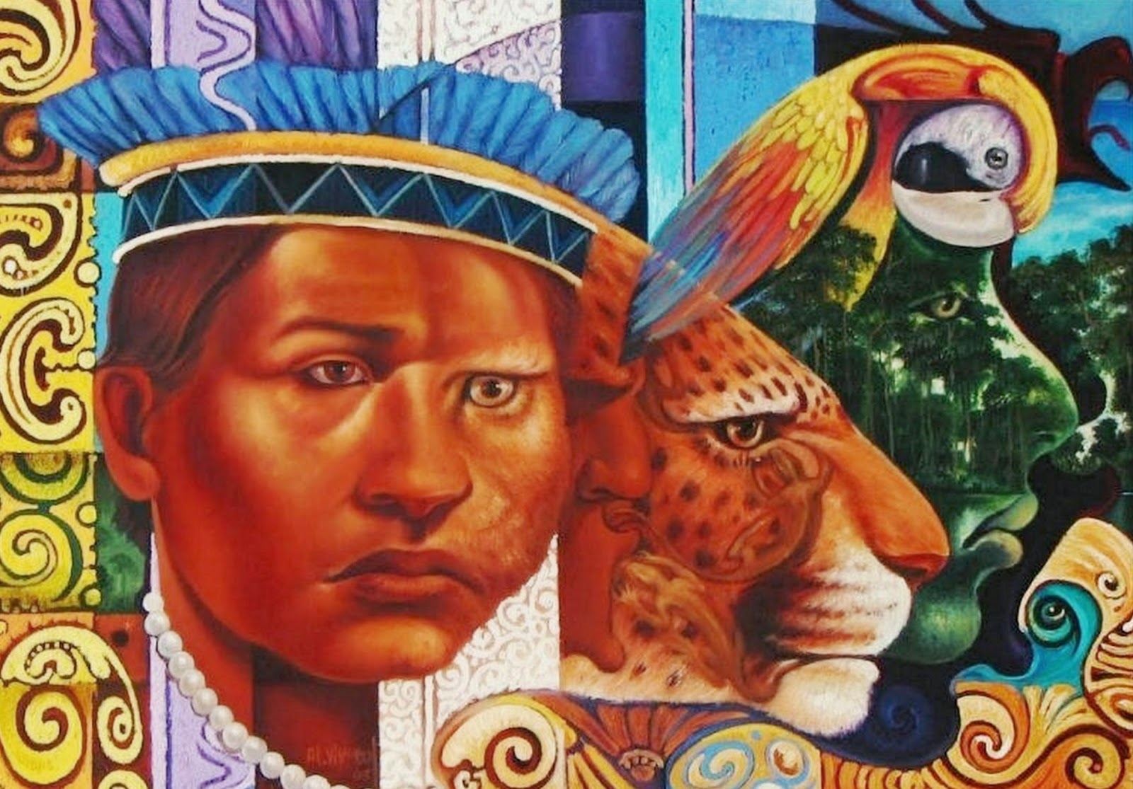 cuadros-indigenas-y-mayas