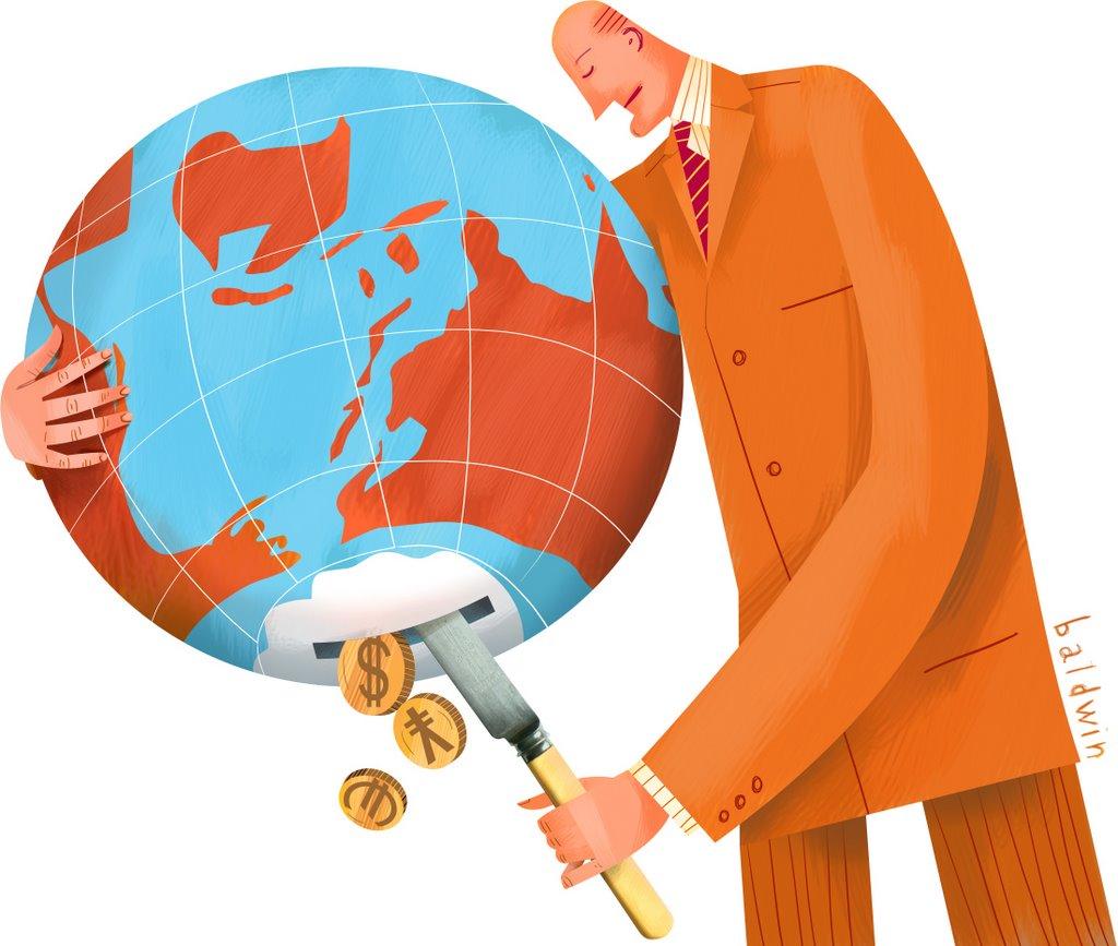 La crisis econ mica de europa y el llamado blindaje for Que es politica internacional